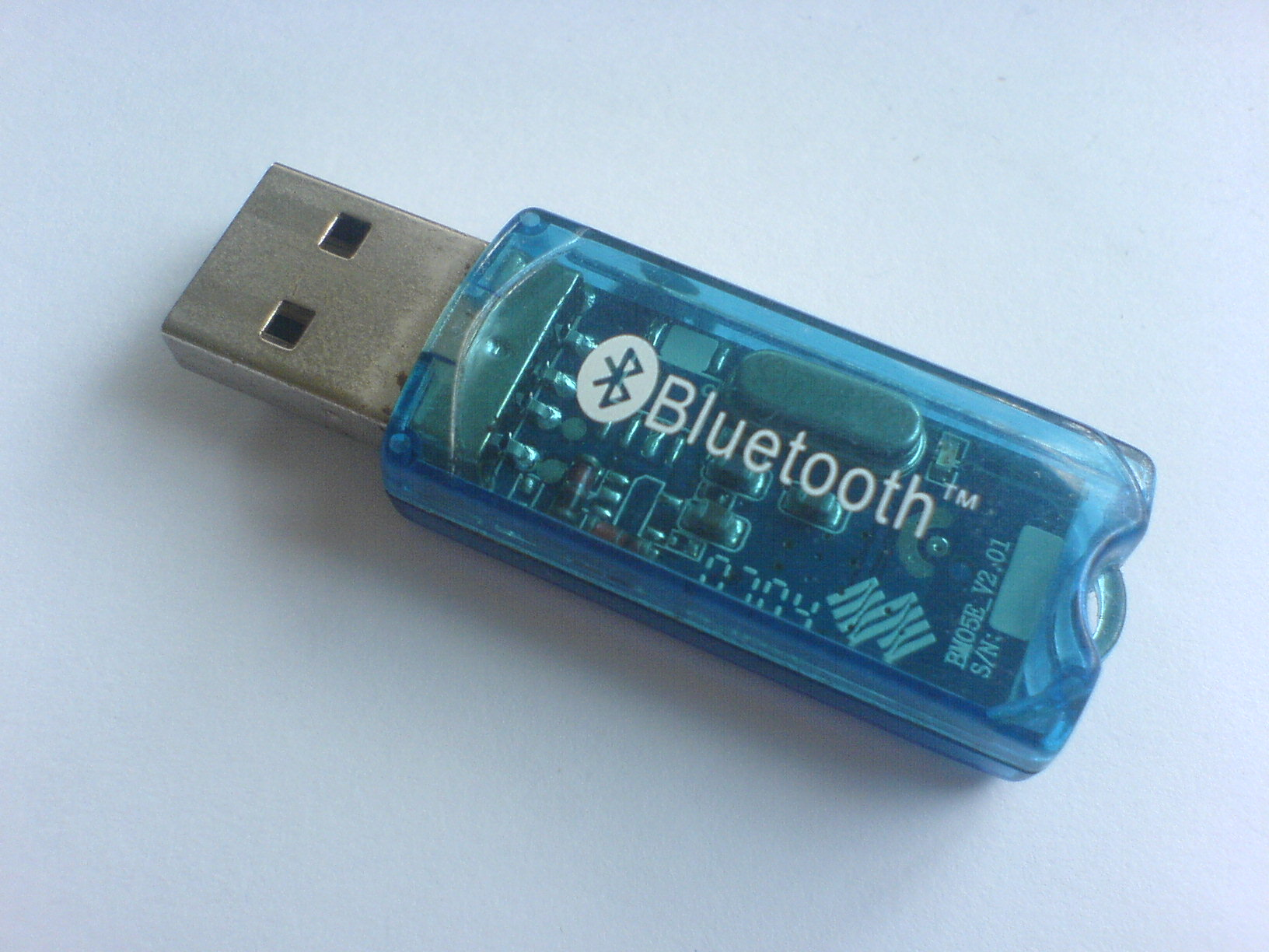 Bluetooth Usb Dongle Peripheral Device Driver